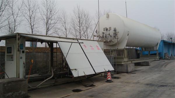 枝江七星台LNG撬装加气站