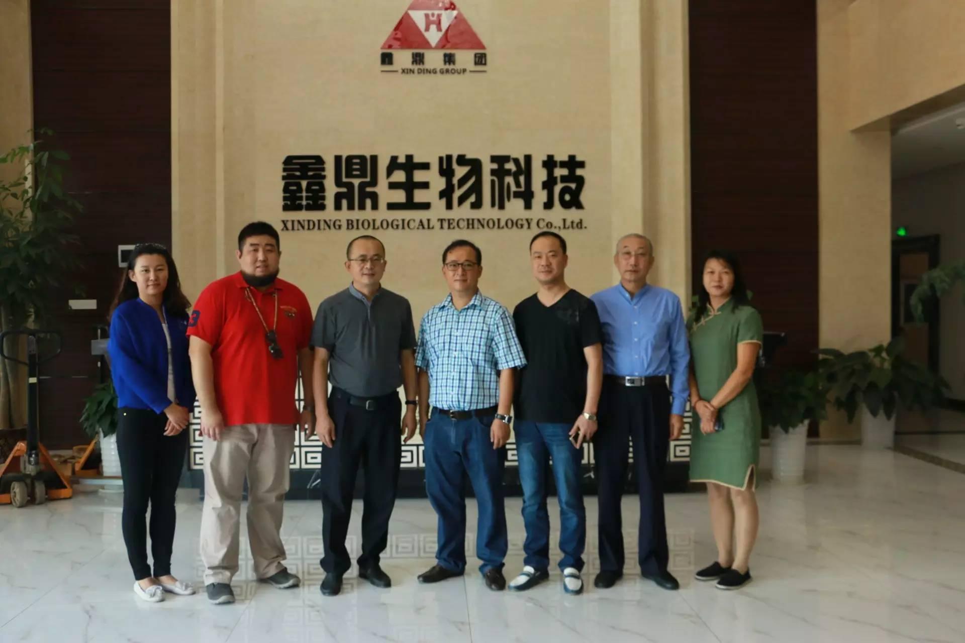 《万里茶道全图》专家研讨会嘉宾实地考察长盛川