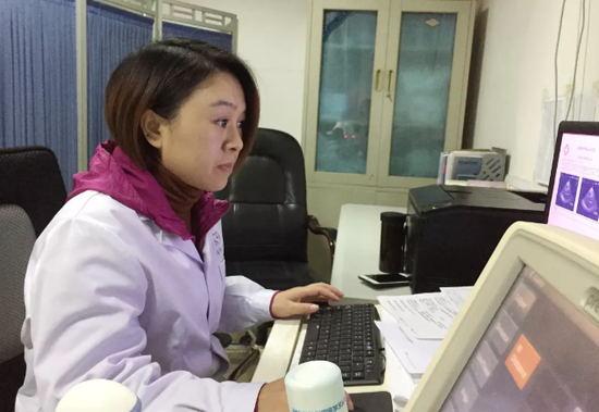 【感动服务】罗芳芳:做医生的耳目,替患者把好健康关