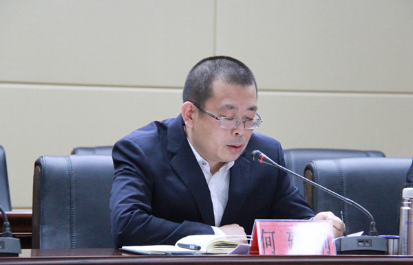 bwin手机客户端召开2019年任命干部集中谈心谈话会