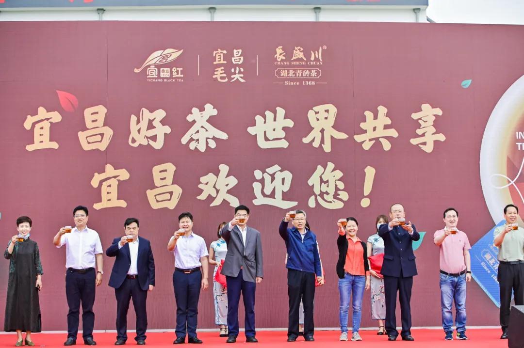 宜昌好茶 世界共享丨2020首个国际茶日宜昌活动盛大开启!